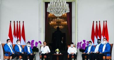 Umumkan Reshuffle, Besok Jokowi akan Lantik 6 Menteri Baru