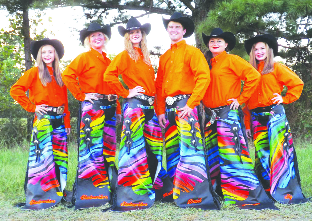 Shadowriders To Perform At Montgomery County Fair Rodeo