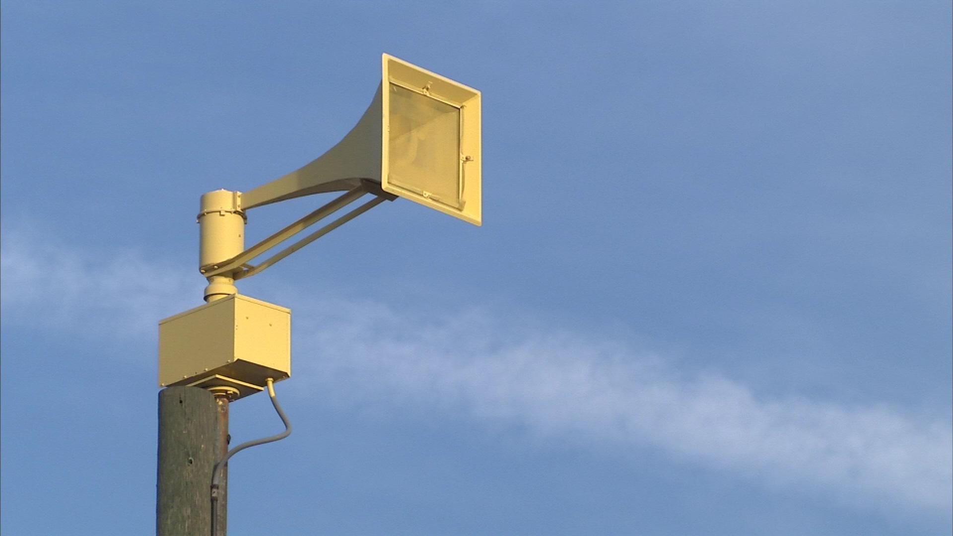 New Tornado Siren System For Nashville Major Topic At City
