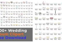 1000+ Wedding Album Clipart Free Download