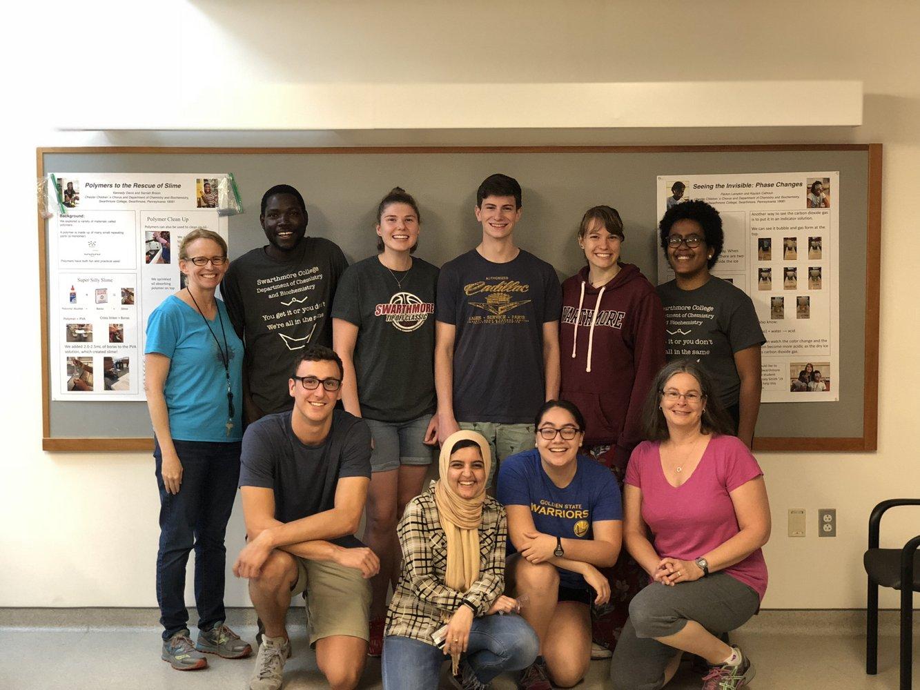 Chemistry & Biochemistry Swarthmore College