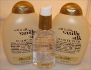 organix soft & silky vanilla silk