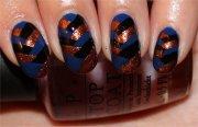 nail art tutorial fishtail braid