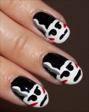 nail art tutorial bride of