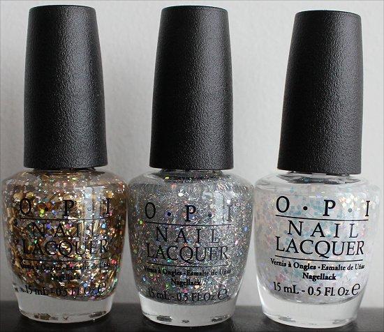 Reader Re Opi Oz Glitter Nail Polish Parison Swatches