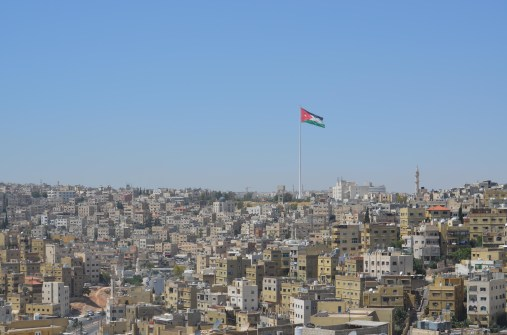 Great View Of Amman