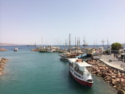 The Eilat Marina