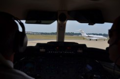 Taxiing Back To Martinair
