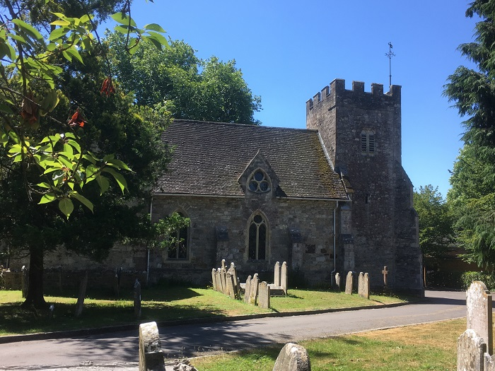 St Mary's Church, South Stoneham