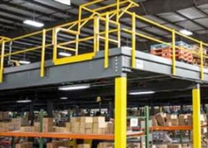 Discover why so many businesses are relying on warehouse mezzanines to expand storage space, increase productivity, and reduce risk.