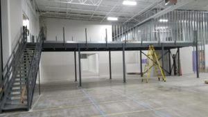 Why You Should Use Mezzanines in Your Warehouse