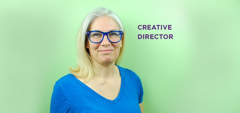 Annemarie Dodenhoff, creative director at SWBR, an agency headquartered in Lehigh Valley, Pa.