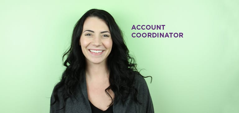 Jessica Dentith, account coordinator at SWBR, an agency headquartered in Lehigh Valley, Pa.