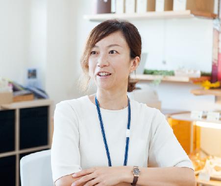 就労支援ディレクター 上谷洋子さん