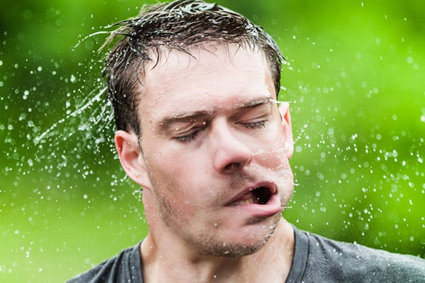 12 Bizarre Facts about Sweating