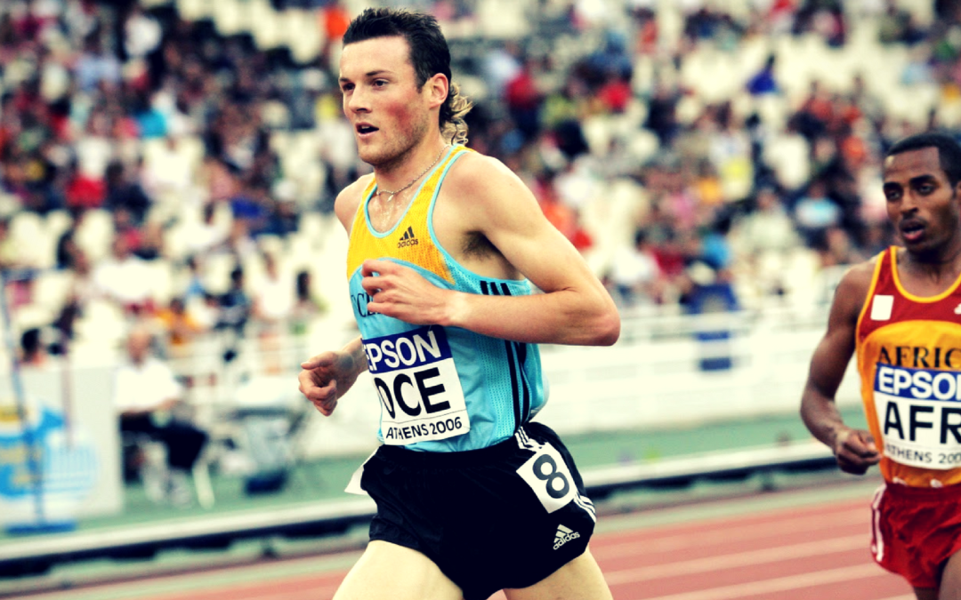 Dealing With A Serious Injury Made Craig Mottram (12:55 5000m) A Better Athlete
