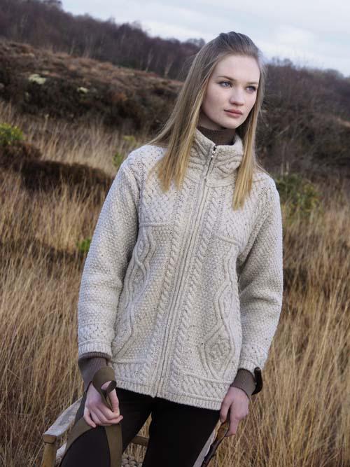 Length Tunic Sweater Fair Isle 2eb0de1ee