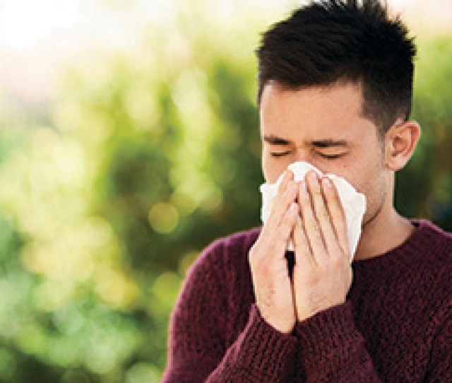 Asthma And Allergies Often Occur Together The Same Substances That Trigger Hay Fever Also