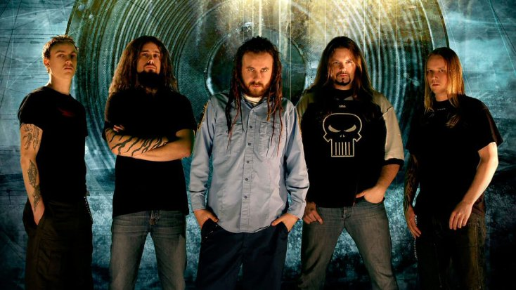 In Flames - Soundtrack to Your Escape - bandphoto