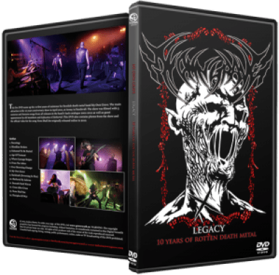 My Own Grave - live DVD