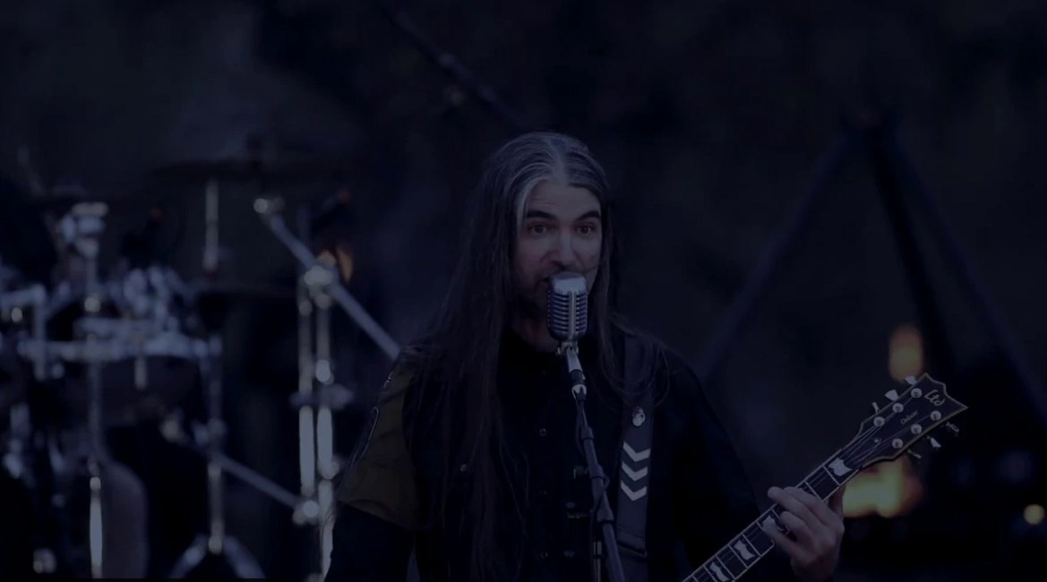 Sture Dingsøyr, Vocals, Guitars in Norwegian melodic black metal band Vreid
