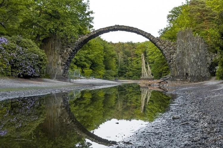 Rakotzbrücke in Germany
