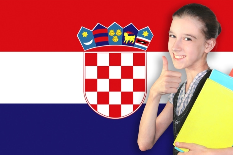 croatian phrases words and