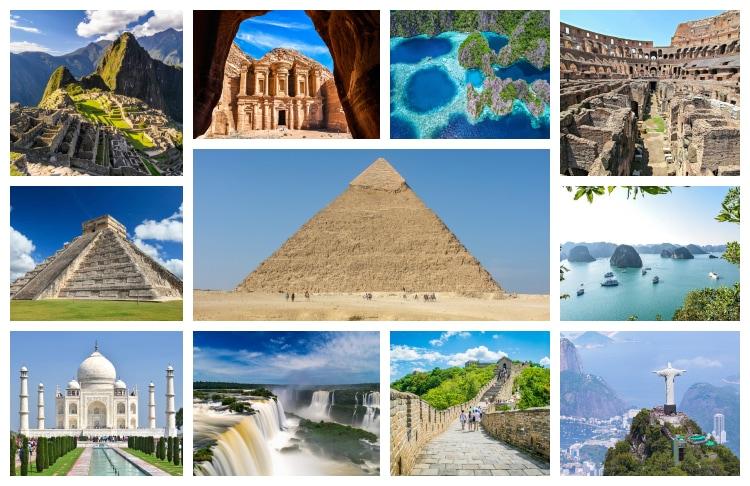 7 wonders of the