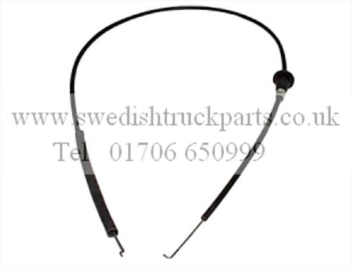 Scania Cab Heater Temp Control Cable Manual P230 P270 P280