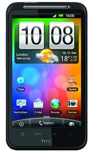 HTC Desire HD azuriranje u ICS