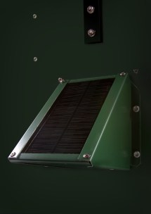 Lb Capacity Automatic Chicken Feeder With Solar Panel - Year of