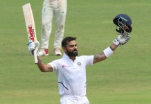 Virat Kohli 200 vs South Africa at Pune