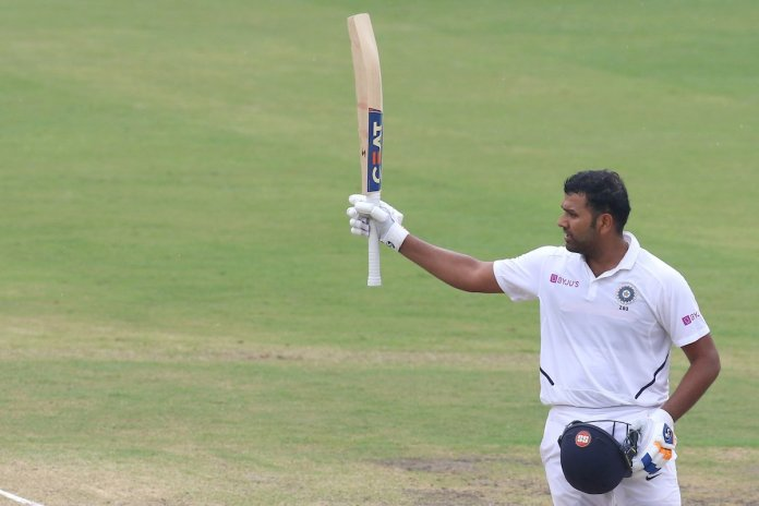 Rohit Sharma scored a Double Century at Ranchi vs South Africa