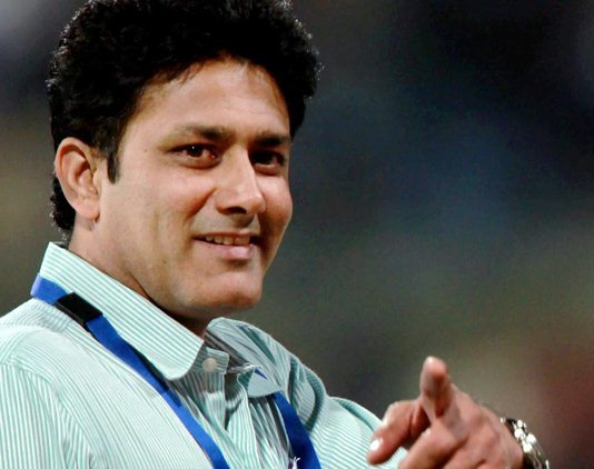 Top 5 records held by Anil Kumble