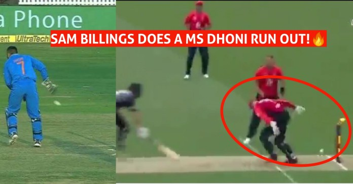 Sam Billing Ross taylor like MS Dhoni,. New Zeland, England, Sam Billings