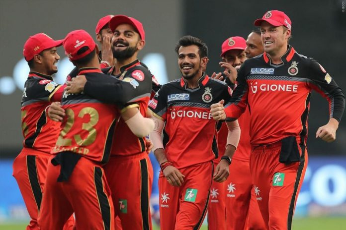 200 plus in IPL history, rcb team