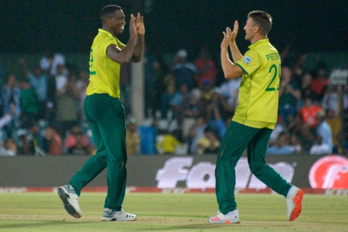 Lungi Ngidi's last over against England, ngidi, lungi last over