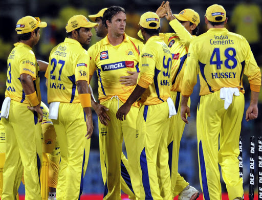Chennai Super Kings in IPL 2011, most consecutive wins in IPL