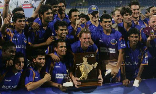 Rajasthan Royals after Winning in IPL 2008, first team to win IPL, first ipl winning team, ipl 2008 winner, ipl 2008 winning team