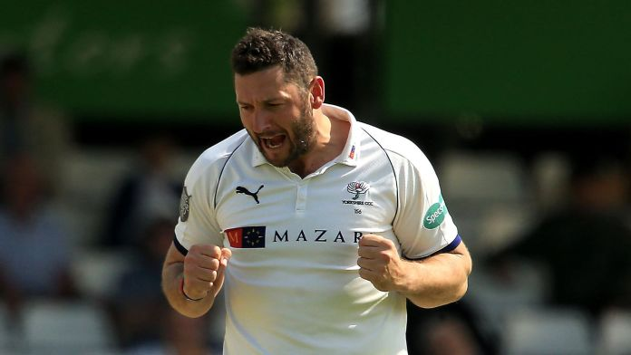 Tim Bresnan in Yorkshire, Tim Bresnan Yorkshire
