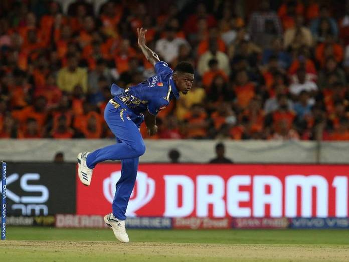 Alzarri Joseph takes 6 wickets in his IPL debut in IPL 2019 against Sunrisers Hyderabad, best bowling figures in ipl, best bowling figures in ipl debut, best bowling figures in ipl in 2019, alzarri joseph 6 wickets in ipl, alzarri joseph 6 wickets in ipl videos,