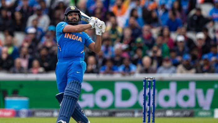 Rohit Sharma pull shot, Rohit Sharma, trademark shots of indian cricketers
