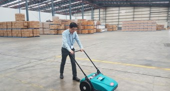 Hong Australia's secures further ASC MEP Push Sweeper's