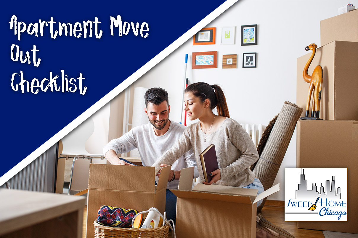 Moving Out of Your Chicago Apartment A Preparation Checklist  Sweep Home Chicago