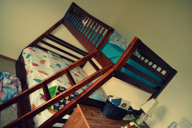 Bonk Bed