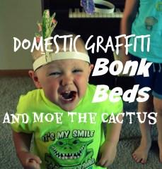 SQT {10}: Domestic Graffiti, Bonk Beds, and Moe the Cactus