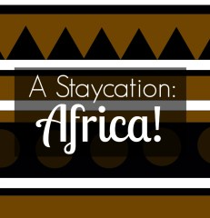 A Staycation:  Africa!