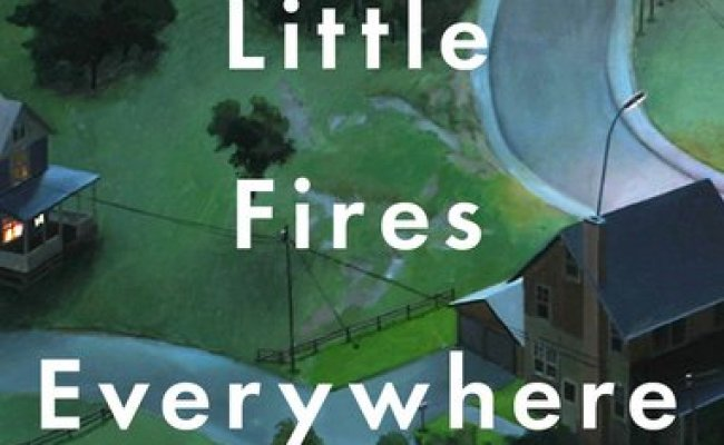 Goodreads Little Fires Everywhere Giveaway