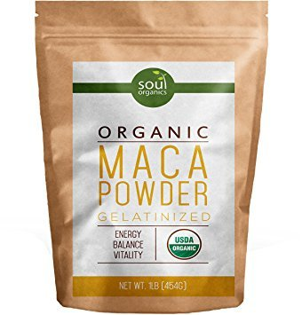 Amazon - Maca Powder Giveaway