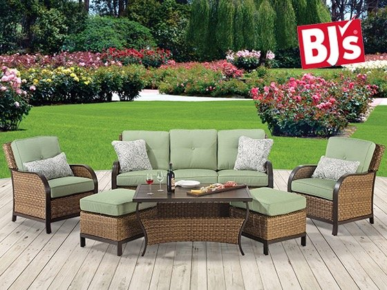 Sweepon Patio Set From BJs Wholesale Club Sweepstakes